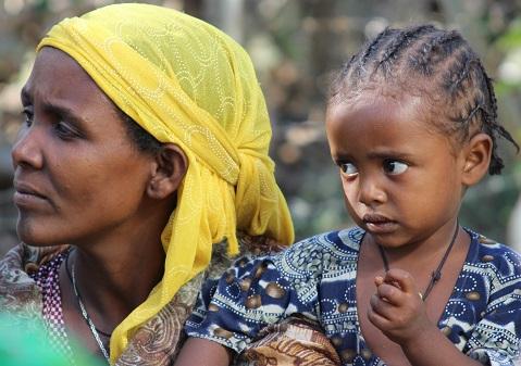 Om Etiopien och den aktuella situationen